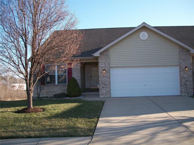 4114 Cripple Creek Court, Wentzville, MO 63385 (#18021337) :: Sue Martin Team