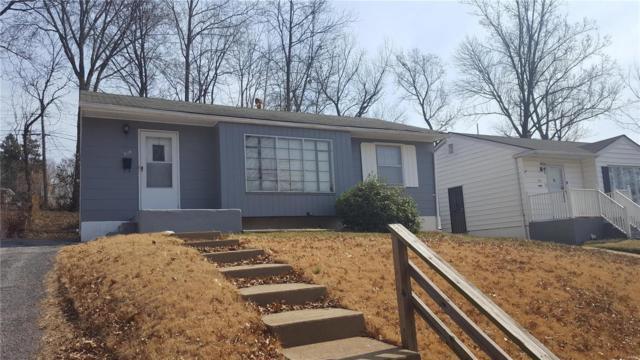 316 Ballman Avenue, St Louis, MO 63135 (#18021355) :: Clarity Street Realty