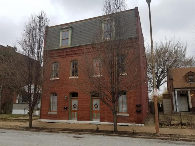 3319 S 18th #2, St Louis, MO 63118 (#18021411) :: Clarity Street Realty