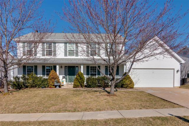 1341 Shelby Point, O'Fallon, MO 63366 (#18021573) :: Kelly Hager Group | Keller Williams Realty Chesterfield