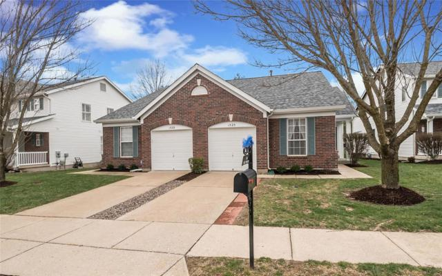 1525 Forest Springs, Ballwin, MO 63021 (#18021598) :: Clarity Street Realty