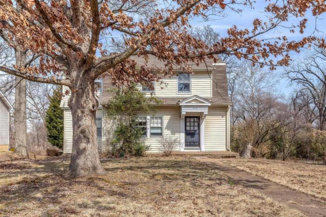 435 Bacon Avenue, Webster Groves, MO 63119 (#18021627) :: The Duffy Team