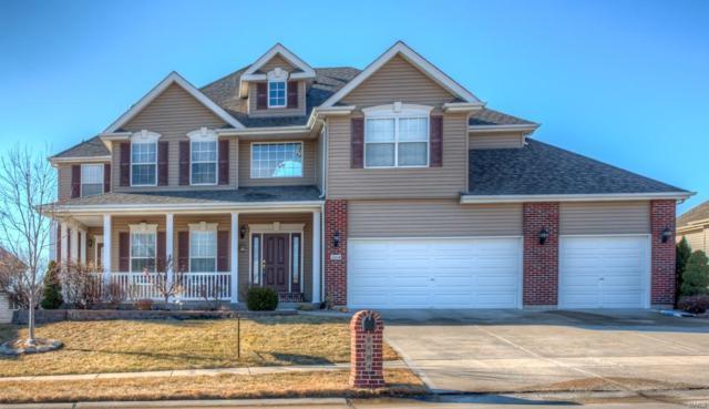 1604 Brett Ridge, Dardenne Prairie, MO 63368 (#18021644) :: Clarity Street Realty