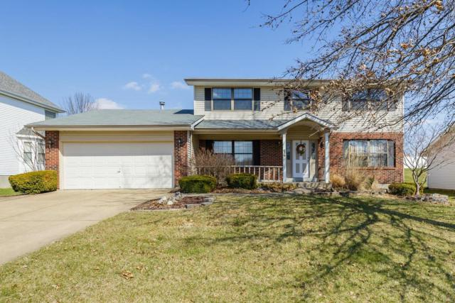 14 Doubletree Court, Saint Charles, MO 63303 (#18021649) :: Walker Real Estate Team