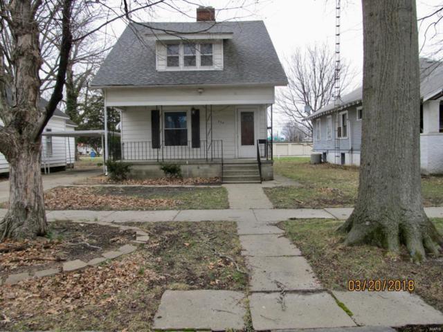 232 N Sycamore Street, Centralia, IL 62801 (#18021670) :: Fusion Realty, LLC