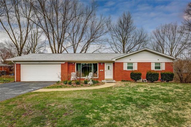 805 Blue Ridge Drive, Belleville, IL 62223 (#18021775) :: Fusion Realty, LLC