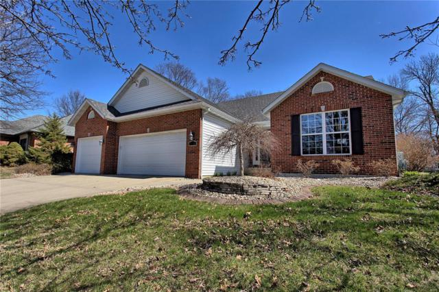 116 Burns Farm Boulevard, Edwardsville, IL 62025 (#18021826) :: Holden Realty Group - RE/MAX Preferred