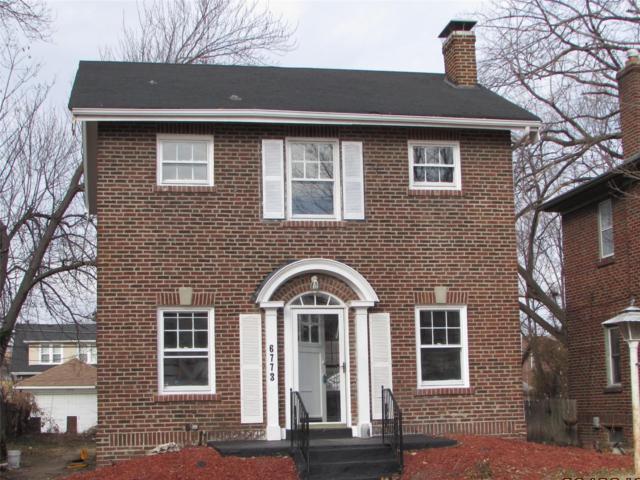 6773 Chamberlain Avenue, St Louis, MO 63130 (#18021916) :: The Duffy Team