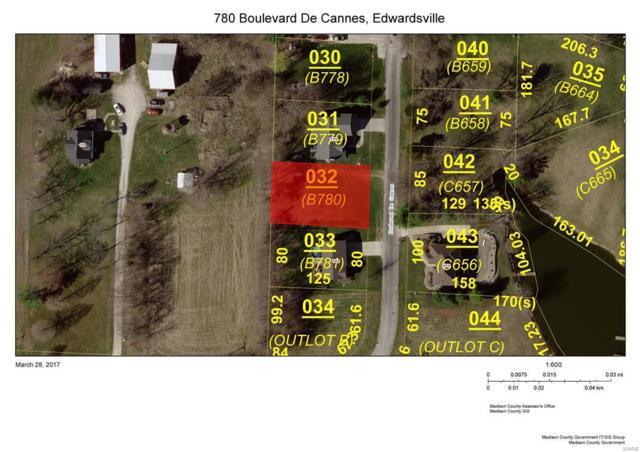 780 Boulevard De Cannes, Edwardsville, IL 62025 (#18021932) :: Fusion Realty, LLC