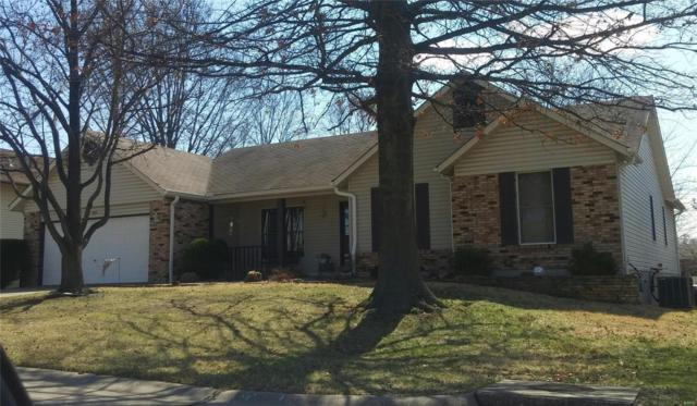 363 Spencer Hill Court, Saint Peters, MO 63376 (#18021984) :: RE/MAX Vision