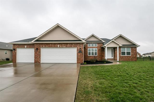 1142 Whimbrel Run, Mascoutah, IL 62258 (#18022118) :: Clarity Street Realty