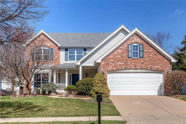 16851 Crystal Springs Drive, Chesterfield, MO 63005 (#18022121) :: RE/MAX Vision