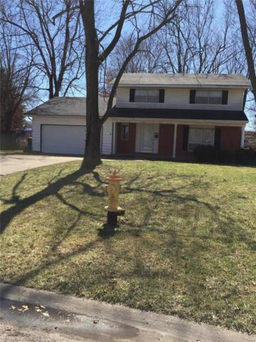 1415 Princeton Drive, O'Fallon, IL 62269 (#18022146) :: Fusion Realty, LLC