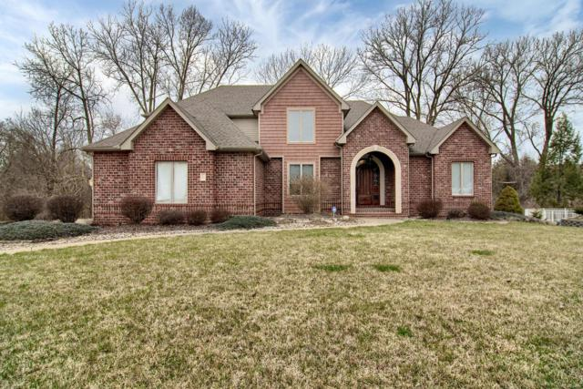 143 Ginger Dale, Glen Carbon, IL 62034 (#18022448) :: PalmerHouse Properties LLC
