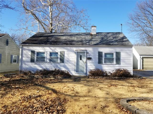 405 N 40th, Belleville, IL 62226 (#18022466) :: Fusion Realty, LLC