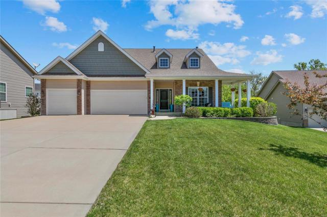 216 Country Vista Drive, Lake St Louis, MO 63367 (#18022481) :: Kelly Hager Group | Keller Williams Realty Chesterfield