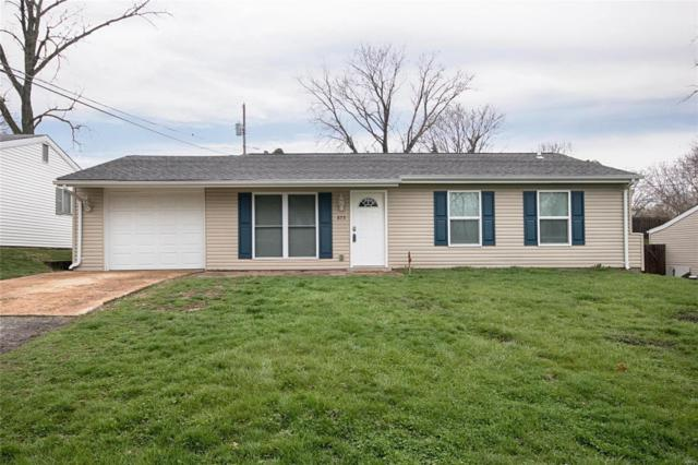 873 Weedel, Arnold, MO 63010 (#18022706) :: Clarity Street Realty