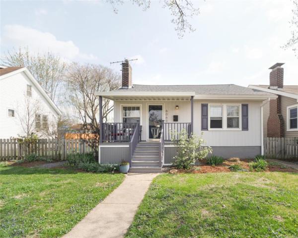 6060 Arthur Avenue, St Louis, MO 63139 (#18022715) :: Clarity Street Realty