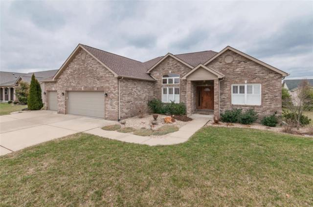 9628 Teal Court, Mascoutah, IL 62258 (#18022983) :: Clarity Street Realty