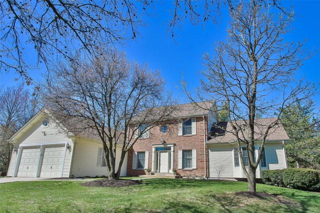 707 Chancellor Heights Drive, Manchester, MO 63011 (#18023048) :: The Kathy Helbig Group