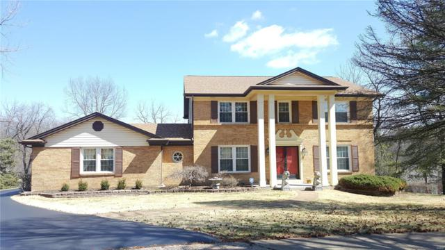 14207 Reelfoot Lake, Chesterfield, MO 63017 (#18023085) :: Clarity Street Realty