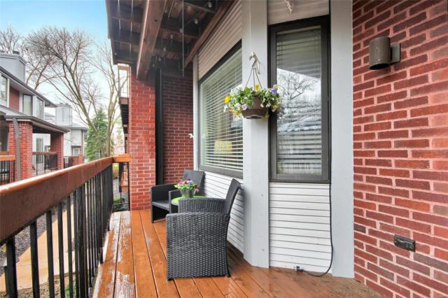 437 Clara Avenue #19, St Louis, MO 63112 (#18023088) :: Clarity Street Realty