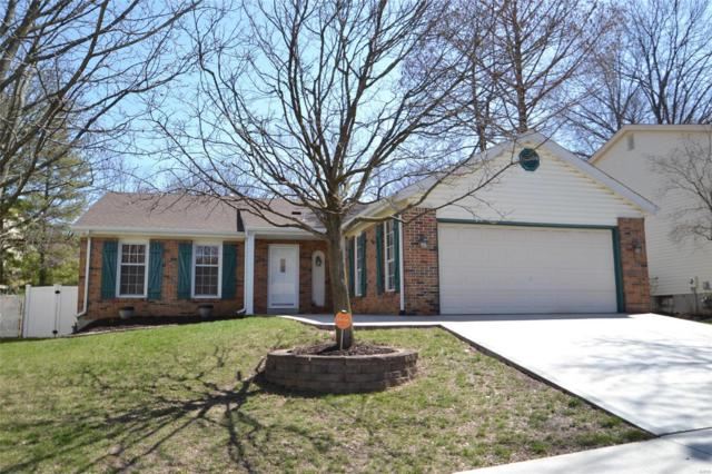 546 Green Forest Drive, Fenton, MO 63026 (#18023093) :: Sue Martin Team