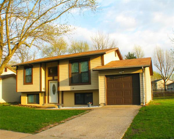 1464 Monopoly Drive, Florissant, MO 63031 (#18023132) :: Clarity Street Realty