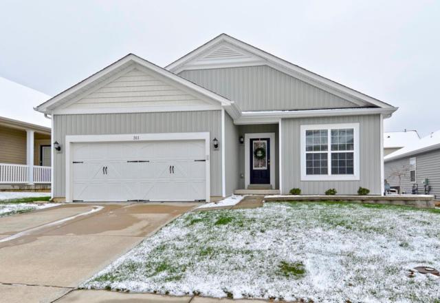 311 Country Trail Drive, Lake St Louis, MO 63367 (#18023230) :: PalmerHouse Properties LLC