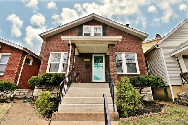 4864 Goethe Avenue, St Louis, MO 63116 (#18023276) :: Clarity Street Realty