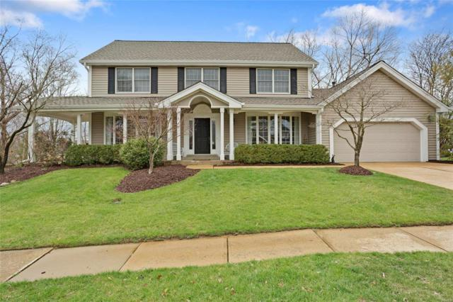 15740 Summer Ridge, Chesterfield, MO 63017 (#18024485) :: Clarity Street Realty