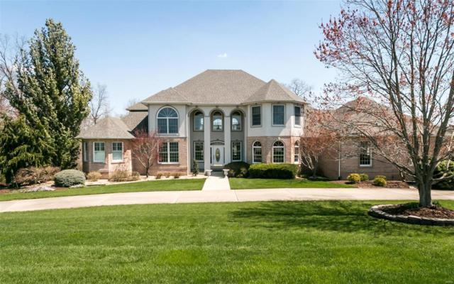 19 Eagle Lake Drive, Columbia, IL 62236 (#18024585) :: Holden Realty Group - RE/MAX Preferred
