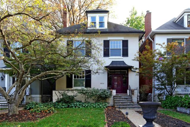 4904 Pershing Avenue, St Louis, MO 63108 (#18024595) :: Clarity Street Realty
