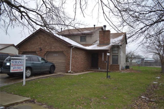 3416 Colgate Place, Granite City, IL 62040 (#18024657) :: Fusion Realty, LLC
