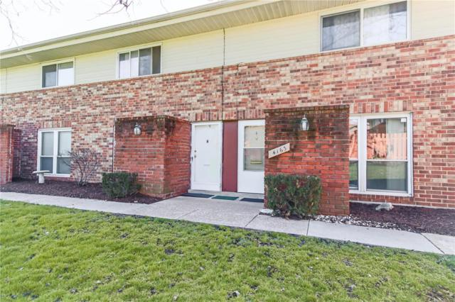 4163 Gallatin D, Bridgeton, MO 63044 (#18024827) :: PalmerHouse Properties LLC