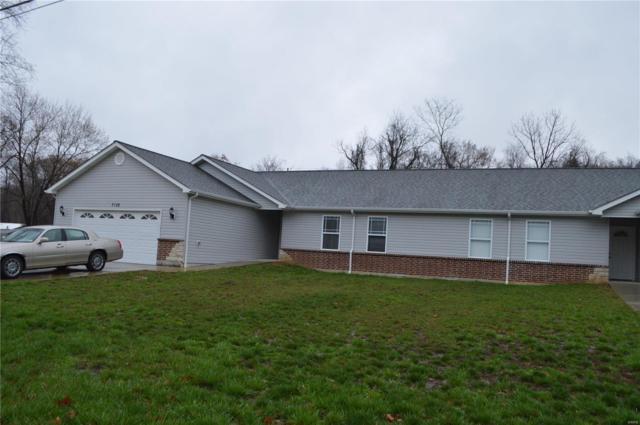 7138 Valley Drive, Barnhart, MO 63012 (#18024833) :: Sue Martin Team