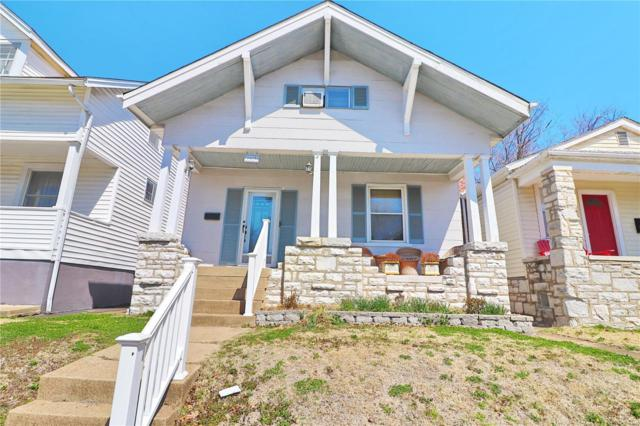4419 Delor Street, St Louis, MO 63116 (#18024848) :: Clarity Street Realty