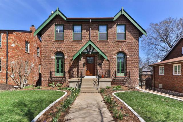 7345 Stanford Avenue, University City, MO 63130 (#18025053) :: Clarity Street Realty