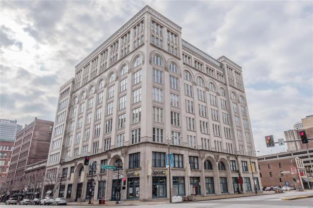 1136 Washington Avenue #304, St Louis, MO 63101 (#18025146) :: St. Louis Finest Homes Realty Group