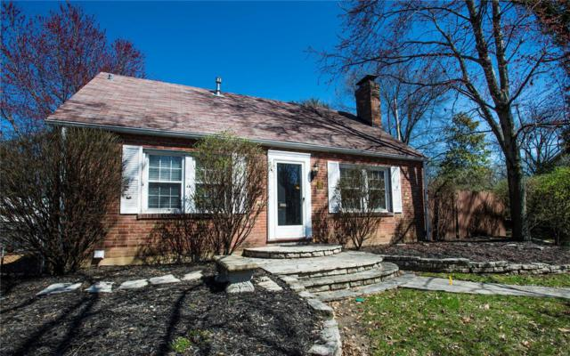 740 N Laclede Station Road, Webster Groves, MO 63119 (#18025150) :: St. Louis Realty
