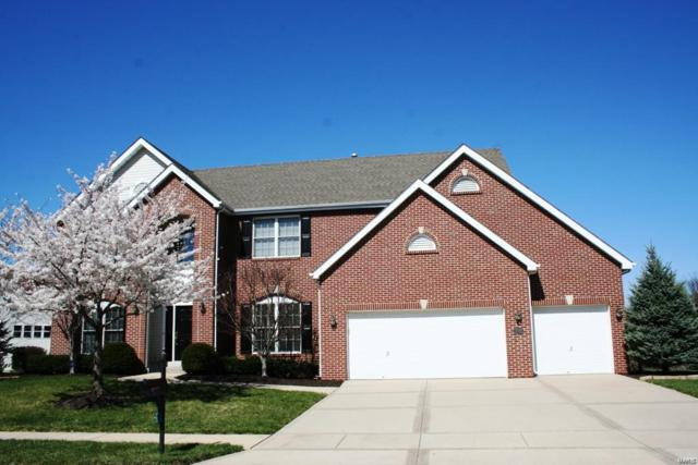 909 Bear Creek Court, Caseyville, IL 62232 (#18025228) :: Fusion Realty, LLC