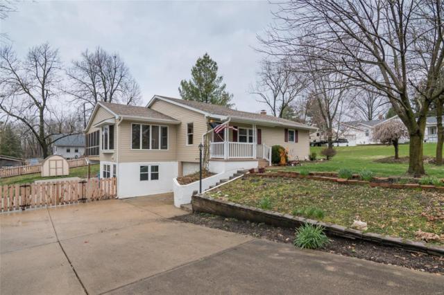 130 Bollinger Street, Glen Carbon, IL 62034 (#18025278) :: Fusion Realty, LLC