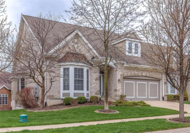 991 Chesterfield Villas Circle, Chesterfield, MO 63017 (#18025317) :: Clarity Street Realty