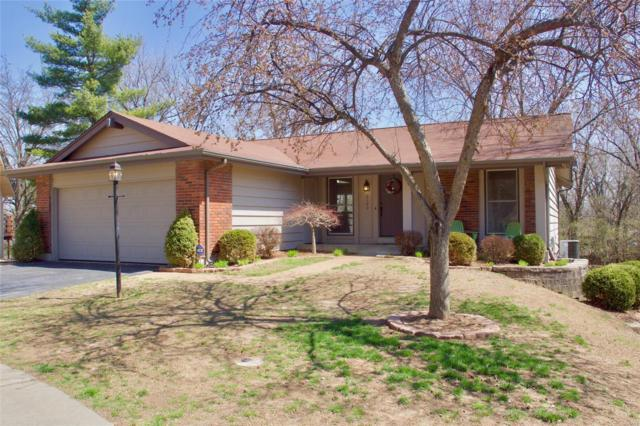 2190 Cherrycove Court, Maryland Heights, MO 63043 (#18025529) :: Clarity Street Realty