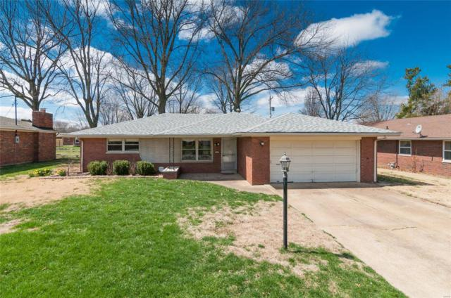 17 Debra Drive, Fairview Heights, IL 62208 (#18025760) :: Fusion Realty, LLC