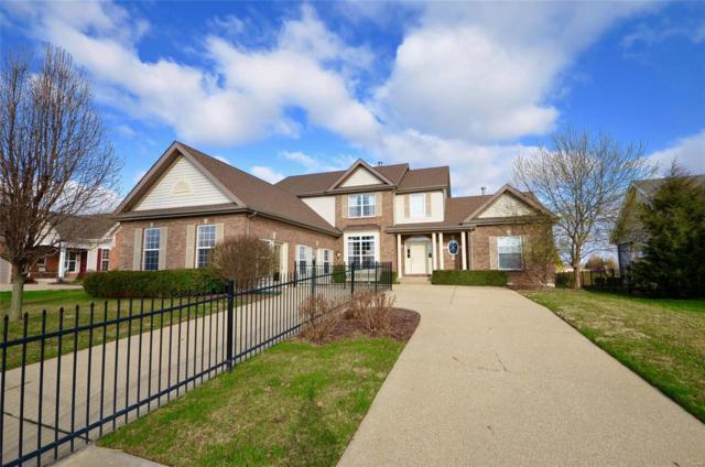 3410 Chippewa Drive, Shiloh, IL 62221 (#18025830) :: Fusion Realty, LLC