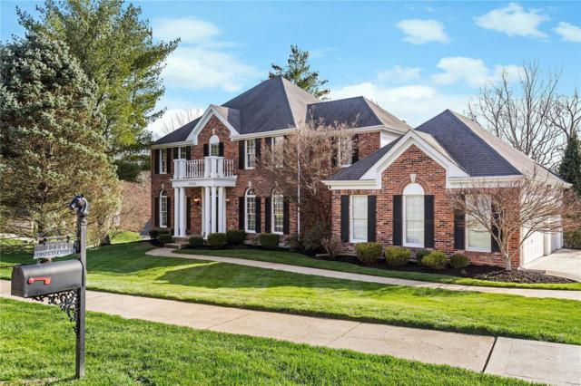 17622 Bridgeway Drive, Chesterfield, MO 63005 (#18025948) :: Clarity Street Realty