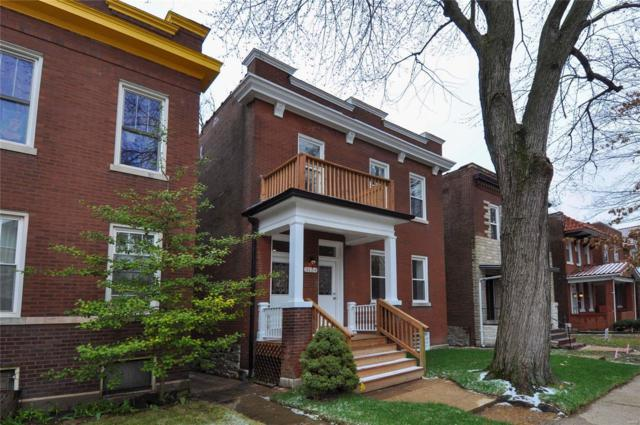 3134 Portis Avenue, St Louis, MO 63116 (#18026040) :: Clarity Street Realty