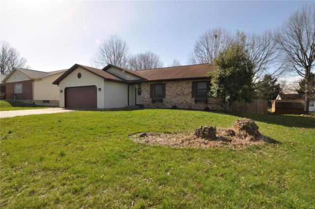 502 Paul Drive, Waterloo, IL 62298 (#18026060) :: St. Louis Finest Homes Realty Group