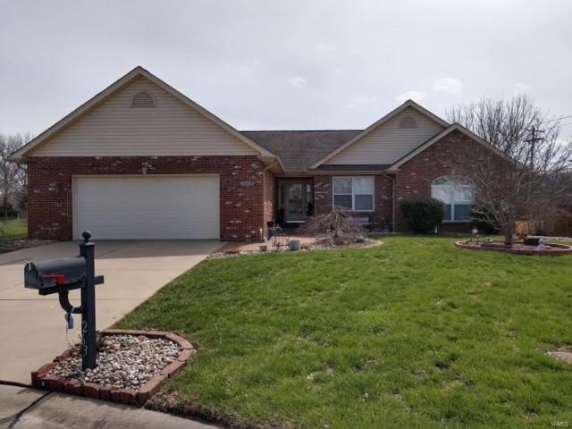 1263 Pheasant Ridge Court, Shiloh, IL 62221 (#18026193) :: Fusion Realty, LLC